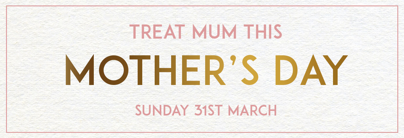 Mother's Day at The Carpenter's Arms