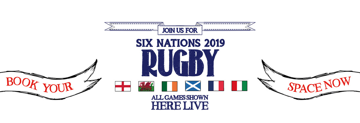 6 Nations Live at Tottenham Court Road